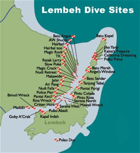 Lembeh Strait DIVING INFORMATION Scuba Diving Resource