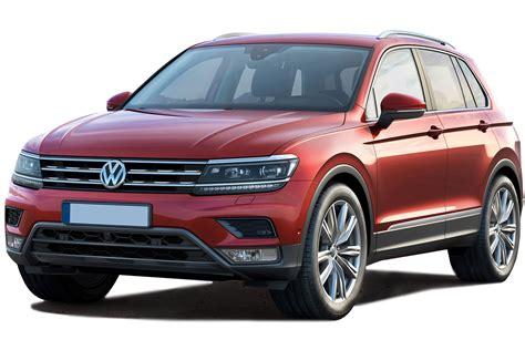 New Volkswagen Tiguan SUV review Carbuyer