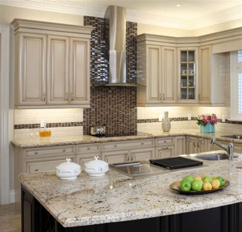 Painted Kitchen Cabinet Pictures and Ideas