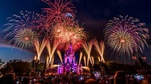 4th of July Fireworks Events at Walt Disney World Resort