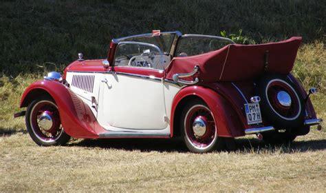 DKW F8 Cabrio Fahrzeugbilderde