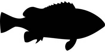 How to draw a fish: 26 free printable fish stencils HOW