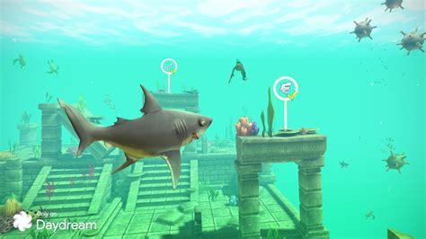 Ubisoft brings Hungry Shark VR to Daydream