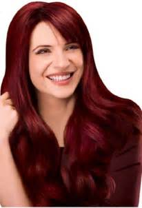 trendy red hair color 2017