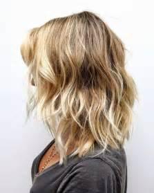 short hair blonde highlights