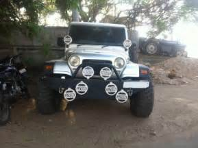 Pin Modified Mahindra Jeep on Pinterest