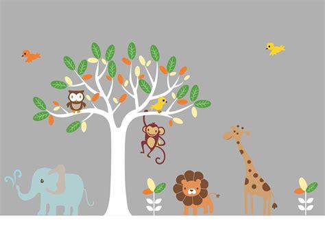 Animal Wallpaper for Nursery WallpaperSafari
