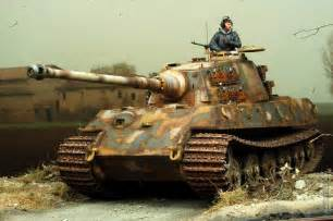 German King Tiger Master Miniatures Gallery