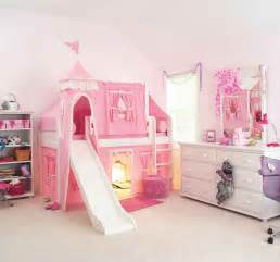 Castle Beds For Girls Loft Plans