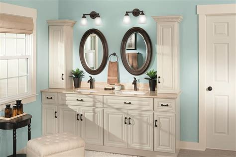 Pretty moen brantford in Bathroom Traditional with Cream