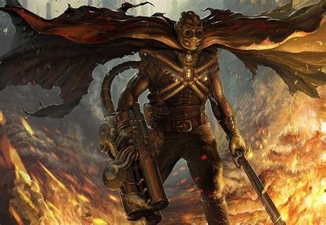Image Steampunk armour Warriors Fantasy