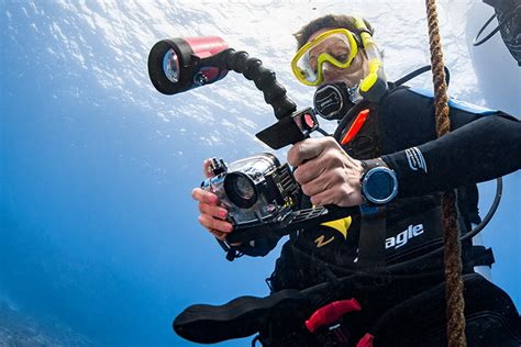 PADI Digital Underwater Photographer at Underwater Vision
