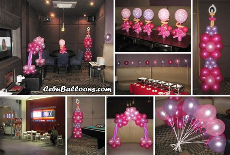 18th Birthday Party Decorations Favors Ideas