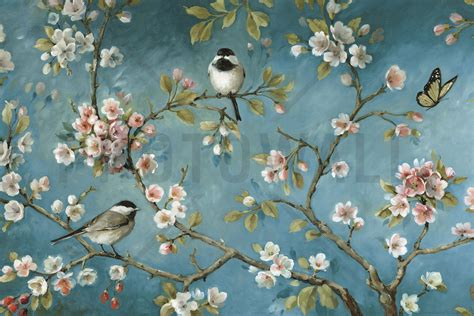 arte wallpaper wallpaper birds french wallpaper wallpaper for walls