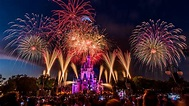 #DisneyParksLIVE To Live Stream Fourth of July Fireworks ...