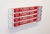 Gavin Turk | Turkey Foil Box x 4