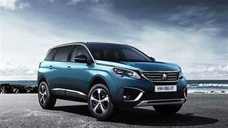 New Peugeot 3008 SUV HD Car Wallpapers Free Download