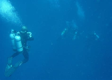 Deep Sea Diving: Scuba Diving Deep Stops