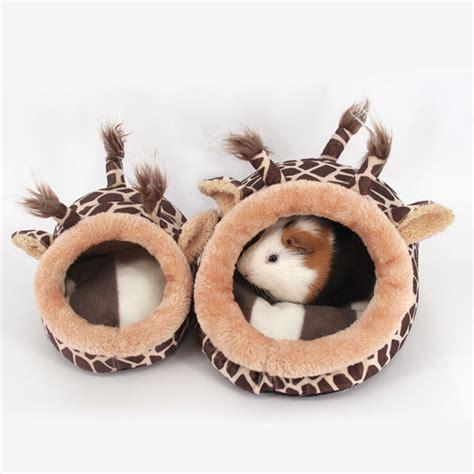 Cute Pet Hamster Cage Hammock Nest Animal Design Warm