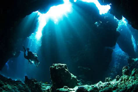 Cave diving underwater wallpaper 1494x1000 118270