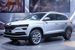 New Skoda Karoq SUV unveiled Replaces Yeti from line up