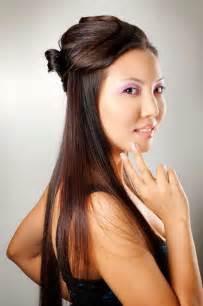 japanese girls long hairstyle