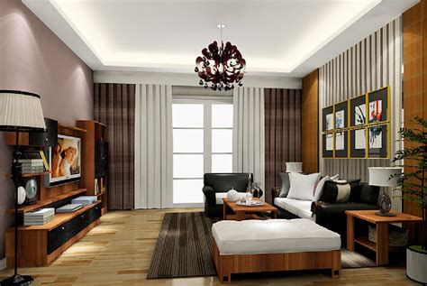Amazing of Free D Design Modern Style Living Room South K