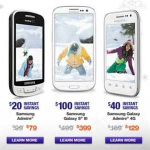 Metro PCS Sale: Save up to $100 off on Samsung Galaxy S III and Galaxy ...