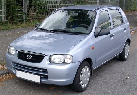 Fichier:Suzuki Alto front 20080709jpg — Wikipédia