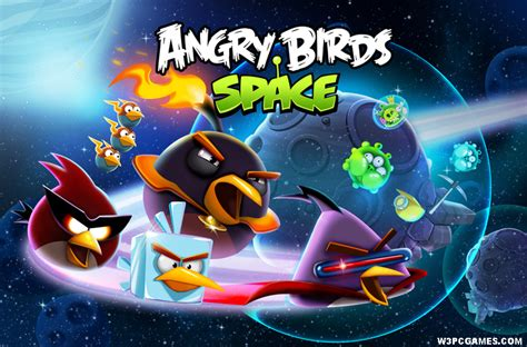 Angry Birds Space Game Free Download For PC Full Version