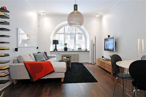 How To Design A Two Room Apartment With Style Freshomecom