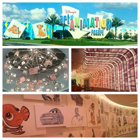 124 best Disney's Art of Animation Resort images on