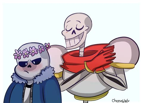 Image Papyrus and sans Undertalepng Animal Jam Wiki