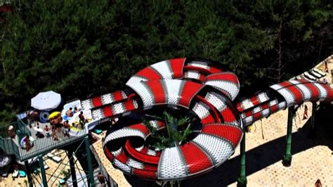 Waterslide King Cobra Aqualuna, Slovenia by ASF fun
