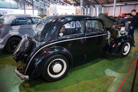 1940 DKW F8 museum exhibit 360CarMuseumcom