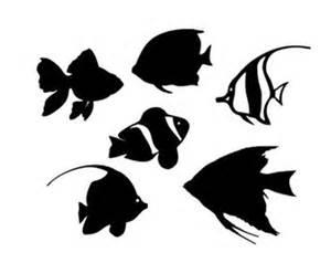 Tropical Fish Stencil wwwpixsharkcom Images