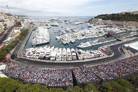Monaco F1 Grand Prix 2018 Tickets Formula 1 Paddock Club