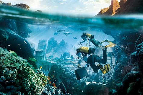 Photos Underwater world Underwater diving Creative