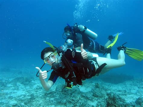 Scuba diving in Thailand information and advice: The best