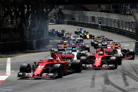 Kimi Raikkonen, Ferrari, Monaco, 2017 · F1 Fanatic