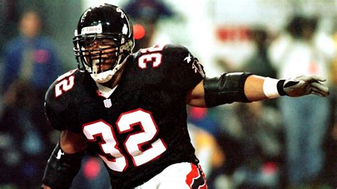 Seventh round pick Jamal Anderson had Atlanta Falcons