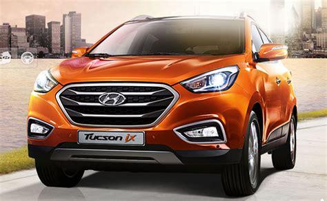 Hyundai Tucson facelift to make Korean debut Paul Tan