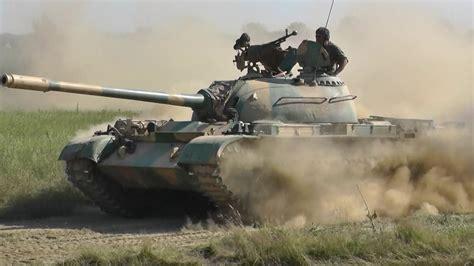 Russian T54 Main Battle Tank War & Peace 2013 YouTube