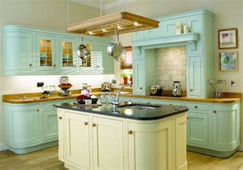 Painted Kitchen Cabinets Colors Home Furniture Design