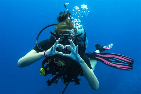 Where Is The Best Location To Do Your Open Water Dive