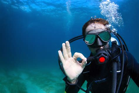 Do You Take Responsibility For Your Own Scuba Diving