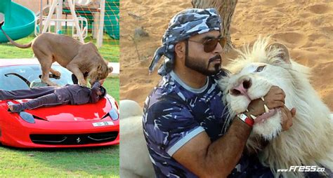 44 Fotos de Excentricidades de Multimillonarios en Emiratos Árabes Fress