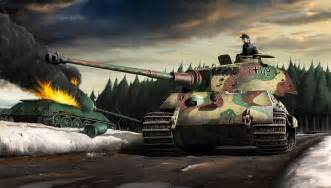 King Tiger tank by JanKlimecky on DeviantArt