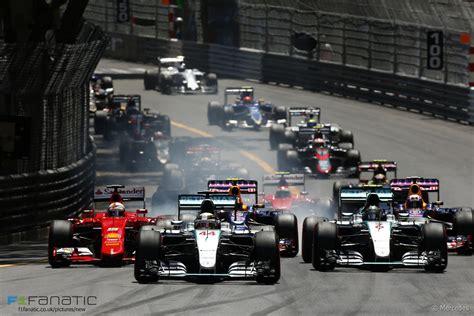 Start, Monte Carlo, 2015 Monaco Grand Prix · F1 Fanatic
