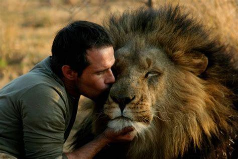 Kevin Richardson (Lion Man) Leões YouTube